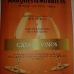Con Marqués de Murrieta y nuestros amigos de Ibercaja 17/10/2013