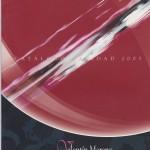 Carta de vinos 2003
