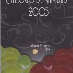 Carta de vinos 2005